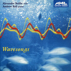 Wavesongs: Music for cello and piano