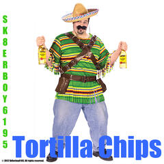 Tortilla Chips (A Parody/Spoof of Starships By Nicki Minaj)