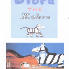 Libra the Zebra (Is coming to town !!)