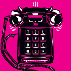 Telephoned EP