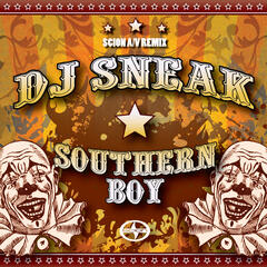 "Scion A/V Remix: DJ Sneak ""Southern Boy"""