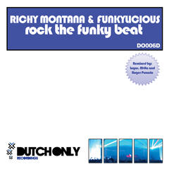 Rock The Funky Beat EP