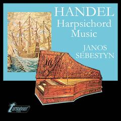 Handel: Aylesford Pieces and Other Harpsichord Music [Orig. Rel. Turnabout TV-34448]
