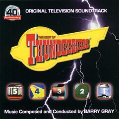 The Best Of The Thunderbirds - Original Tv Soundtrack