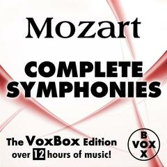 Mozart: Complete Symphonies (The VoxBox Edition)