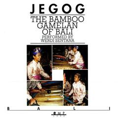 Jegog - The Bamboo Gamelan of Bali
