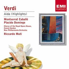 Verdi: Aida Highlights