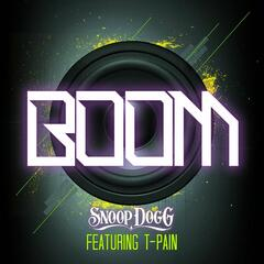 Boom ((feat. T-pain) [Edited])