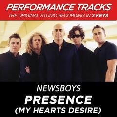 Presence (My Hearts Desire) [Performance Tracks] - EP