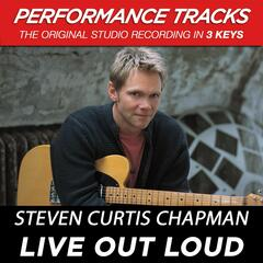 Live Out Loud (Performance Tracks) - EP
