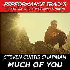 Much of You (Performance Tracks) - EP