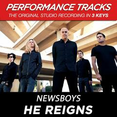 He Reigns (Performance Tracks) - EP