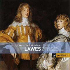 William Lawes - Consort Music