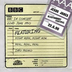 BBC In Concert [22nd June 1990] (22nd June 1990)