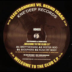 Welcome to the Club EP