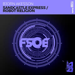 Sandcastle Express / Robot Religion