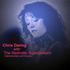 Chris Daring with The Nashville Superpickers