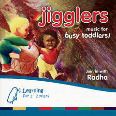 Jigglers - Music For Busy Toddlers