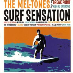 Surf Sensation (songs from Nickelodeon's SPONGEBOB SQUAREPANTS)