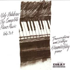 Balakirev: Piano Works, Vol.3 - Transcriptions