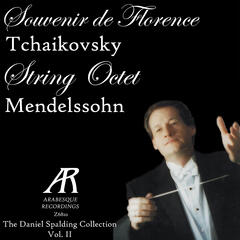 Tchaikovsky & Mendelssohn: The Daniel Spalding Collection, Vol. 2