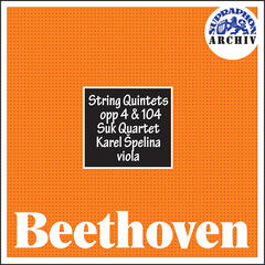 Beethoven:  String Quintets, Opp 4 & 104