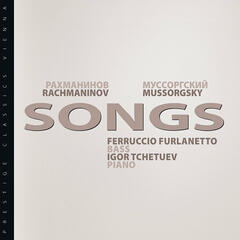 SONGS - Rachmaninov / Mussorgsky (Sung In Russian Language)