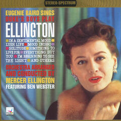Sings Duke's Boys Play Ellington
