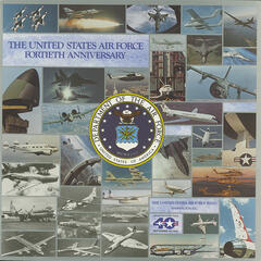 The United States Air Force Fortieth Anniversary