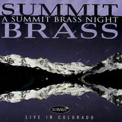A Summer Brass Night:  Live in Colorado