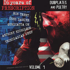 16 Years of Prescription: Dubplates and Poetry - Volume 1
