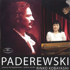 Paderewski - piano works
