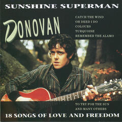 Sunshine Superman - 18 Songs of Love and Freedom