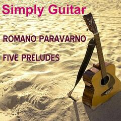 Simply Guitar: Five Preludes