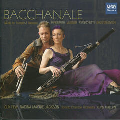Bacchanale: Music for Trumpet & Bassoon