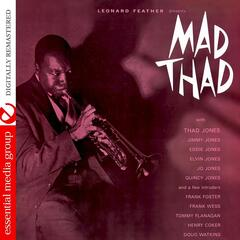Mad Thad (Digitally Remastered) - EP