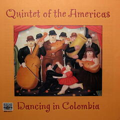 Dancing in Colombia: Music for Wind Quintet