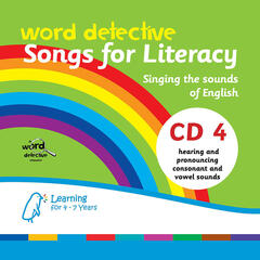 Word Detective - Songs for Literacy 4: Singing the Sounds of English