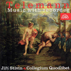 Telemann: Music with Recorder