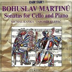 Martinu: Sonatas for Cello and Piano