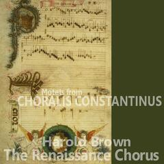 Isaac: Motets from Choralis Constantinus