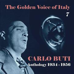 The Golden Voice of Italy, Vol. 7 - Anthology (1934 - 1956)