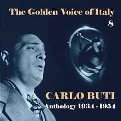 The Golden Voice of Italy, Vol. 8 - Anthology (1934 - 1954)