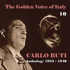 The Golden Voice of Italy, Vol. 10 - Anthology (1933 - 1948)