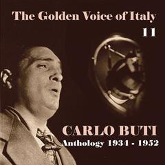 The Golden Voice of Italy, Vol. 11 - Anthology (1934 - 1952)