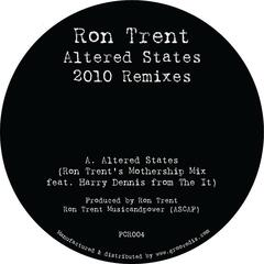 Altered States 2010 Remixes - Single