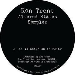 Altered States Sampler - EP
