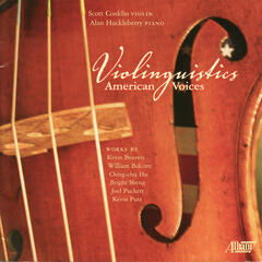 Violinguistics: American Voices