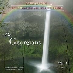 Songs of Faith - Southern Gospel Legends Series-The Georgians Vol 1