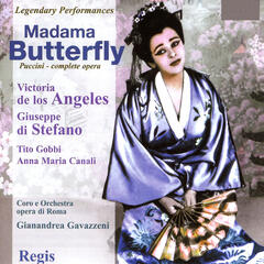 Puccini: Madama Buterfly (complete)